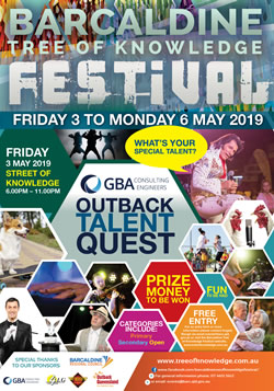 Barcaldine Tree of Knowledge Festival - Outback Talent Quest