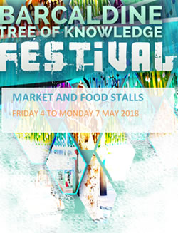 Barcaldine Tree of Knowledge Festival Market and Food Stalls Nomination